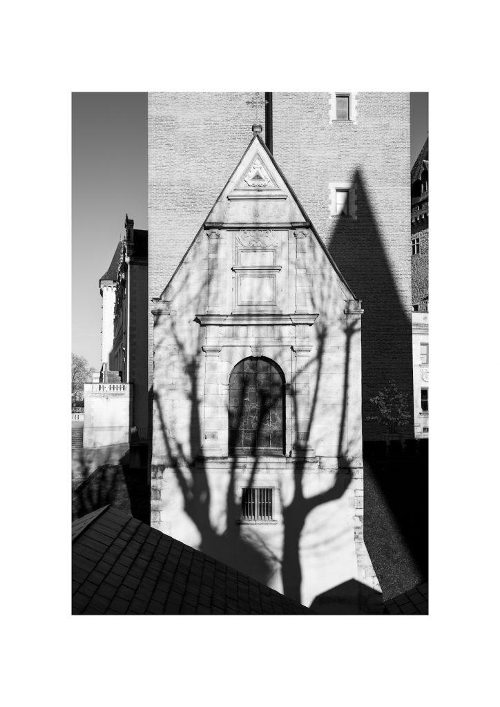 Chapelle du château de Pau