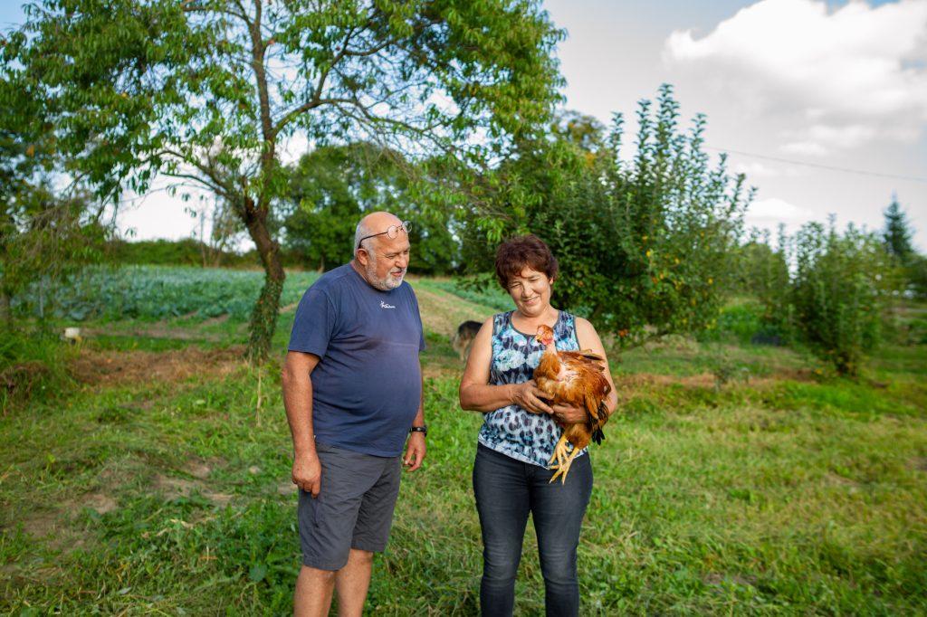 Maraîchers, éleveurs de Chapons 7Artisans 28mm F1.4  F2.0 - ISO 80 - Leica M9