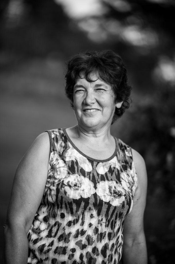 Portrait de Lulu Chabat Maraîchère à Eslourenties-Daban