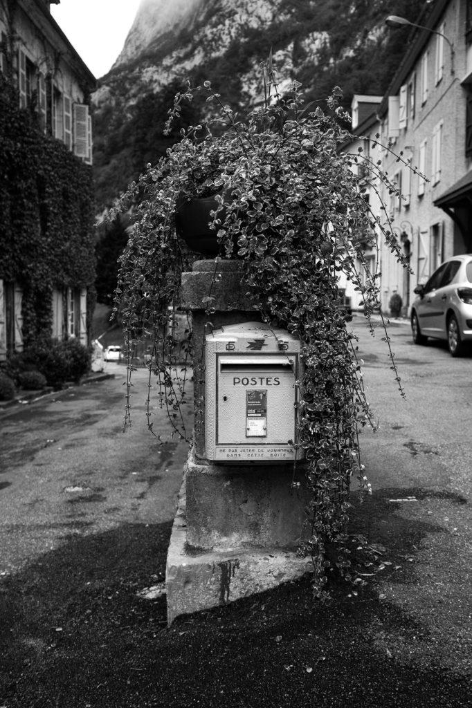 Boîte aux lettre poste Française