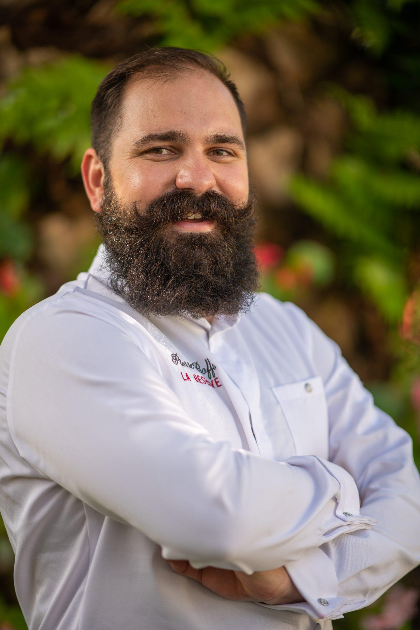 Chef Pierre Boffo