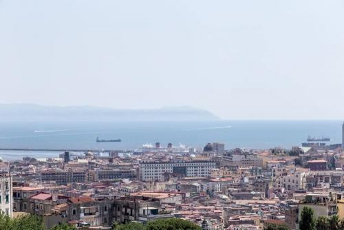 Naples / Napoli,  la baie