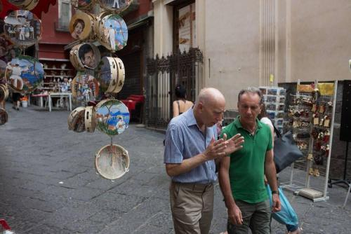 Naples / Napoli,  étal