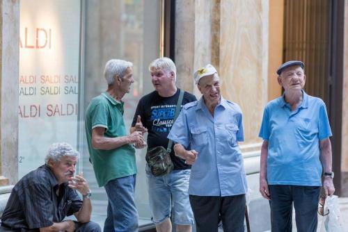 Naples / Napoli, les vieux