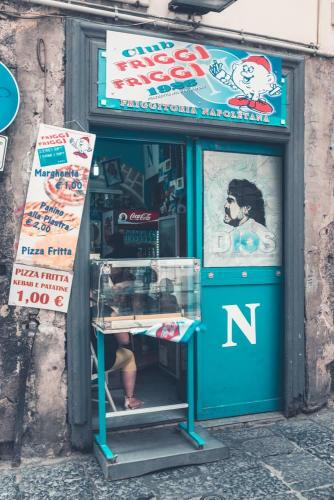 Naples / Napoli, Maradona