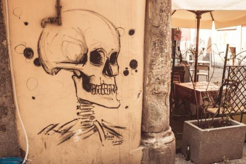 Naples / Napoli, Crâne