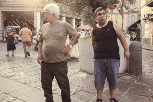 Naples / Napoli, hommes